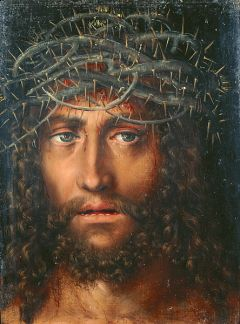 444px-Lucas_Cranach_d._Ä._-_Head_of_Christ_Crowned_with_Thorns_-_WGA05658